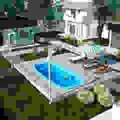 D4-Arquitectos Multi-Family house Iron/Steel White