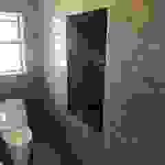 Bathroom Design-Guest Toilet Afrisom Projects Pty Ltd Modern style bathrooms