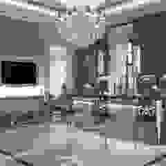 Дизайн-студия элитных интерьеров Анжелики Прудниковой Kitchen