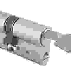 KEY SYSTEM CERRAJEROS Windows & doors Doors Iron/Steel Metallic/Silver
