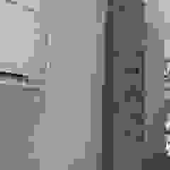 Rebello Pedras Decorativas Terrace house Stone Grey