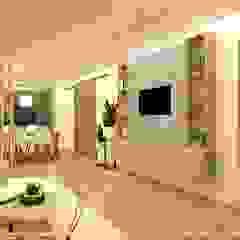 Arisu Cavero - Arquitectura de Interiores Modern Living Room
