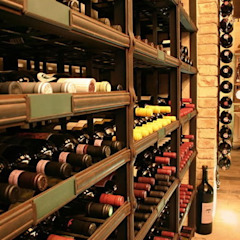 PELZHAUS Wine cellar Wood Brown