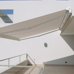 Decora in - Hunter Douglas Balconies, verandas & terraces Accessories & decoration