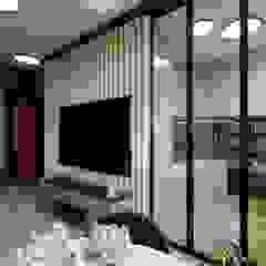 Modern Living Room by osavchenko Modern