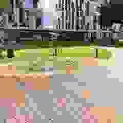 Exterpark Modern schools Solid Wood