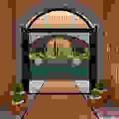 CONCEPTO JORU Hotels Bricks Orange