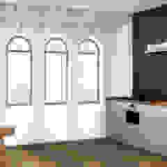 Creativespace Sartoria Murale Built-in kitchens