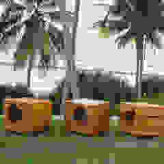 Camacã Design em Madeira Garden Furniture Parket