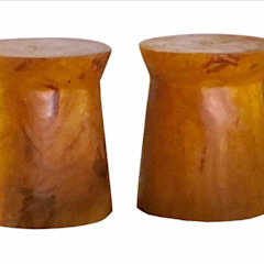 Camacã Design em Madeira Living roomStools & chairs Parket