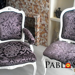 Pablo´S Dining roomChairs & benches Kayu White