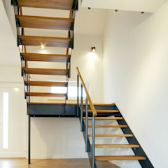 STREGER Massivholztreppen GmbH Stairs Solid Wood
