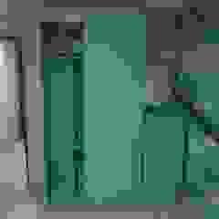 Pablo´S BedroomWardrobes & closets Parket Blue