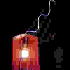 LangArm Wall Sconce willowlamp Dining roomLighting Aluminium/Zinc Red