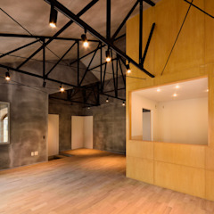 株式会社長野聖二建築設計處 Modern Living Room