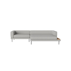 Caltha Design Agency Living roomSofas & armchairs Grey