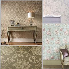 Wallpaper Installation Services Shotcount Paper Hangers Commercial Spaces