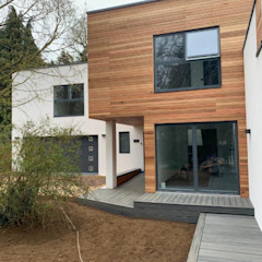 Contemporary 4 Bedroom Detached House, Burcot, Abingdon Abodde Luxury Homes Modern houses