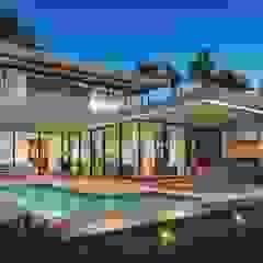 Modern Villa with Pool, Abingdon, Oxfordshire Abodde Luxury Homes Modern Houses