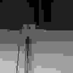 Ataxia Servicios Office spaces & stores Aluminium/Zinc Metallic/Silver