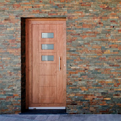 Indupanel Windows & doors Doors Wood effect