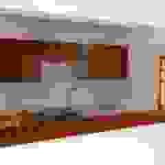 Modelo Constructivo 115 - 138 Cocinas de estilo moderno de R&R Construccion Moderno
