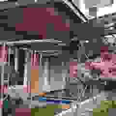 Alfaiz Design Flat roof Plastic Wood effect