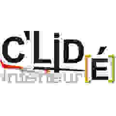 C'LID INTERIEURE Modern study/office Black