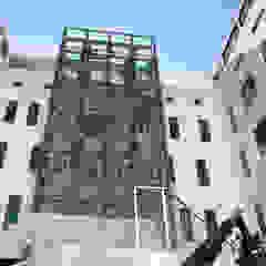Vidriera del Cardoner Hotel Modern Kaca