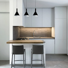 Bergo Arredi Built-in kitchens Wood White