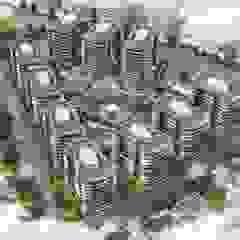 Meva Anadolu Zeray İnşaat A.Ş. Modern Houses