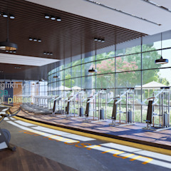 Meva Anadolu Zeray İnşaat A.Ş. Modern Gym