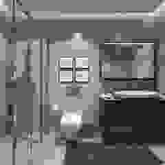 Meva Anadolu Zeray İnşaat A.Ş. Modern Bathroom