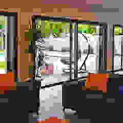 jjdelgado arquitectura Minimalist living room