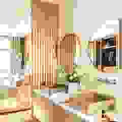 Baño en el dormitorio Eva Mª Galera DormitoriosAccesorios y decoración