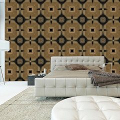 La Aurelia Walls & flooringWallpaper Brown