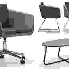 Task chair, waiting chair, guest chair and coffee tables SG International Trade Geschäftsräume & Stores