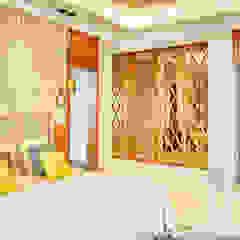 One Avighna Park Anusha Technovision Pvt. Ltd. Modern style bedroom
