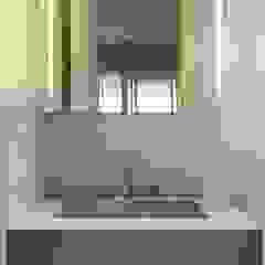 Spazhio Croce Interiores BathroomSinks Ceramic Grey