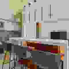 Spazhio Croce Interiores KitchenLighting Ceramic Grey