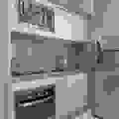 Spazhio Croce Interiores KitchenElectronics Iron/Steel Grey