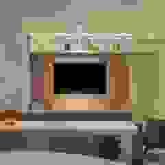 Spazhio Croce Interiores Dining roomAccessories & decoration Keramik Grey