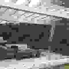 Merkalum Garden Shed Glass White
