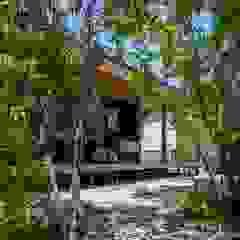 有限会社アルキプラス建築事務所 Asian style garden
