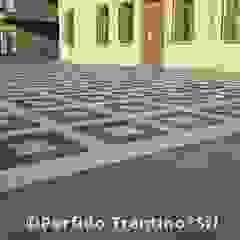 PORFIDO TRENTINO SRL Shopping Centres Stone Multicolored