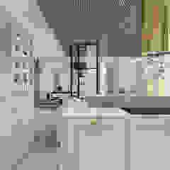ARTDESIGN architektura wnętrz Cocinas de estilo escandinavo