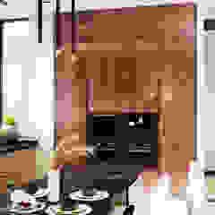 Студия дизайна ROMANIUK DESIGN Minimalist kitchen