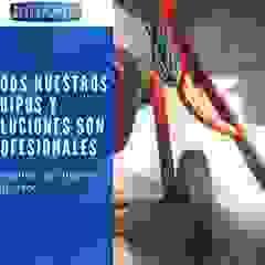 BINAMU Desazolve de Drenajes Classic style houses