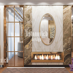 Luxury Antonovich Design Dormitorios de estilo moderno