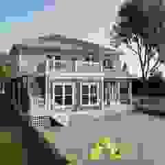 3D Exterior Renderings Myrtle Beach South Carolina JMSD Consultant - 3D Architectural Visualization Studio Single family home Bricks Green